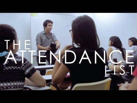 The Attendance List