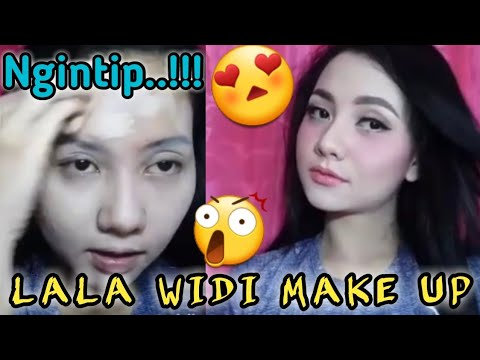 Make Up Cantik Ala LALA WIDI _ #TUTORIAL
