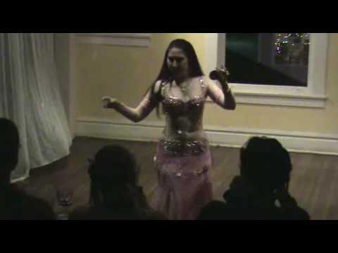 Anna plays Zills at Avant Garden 2009