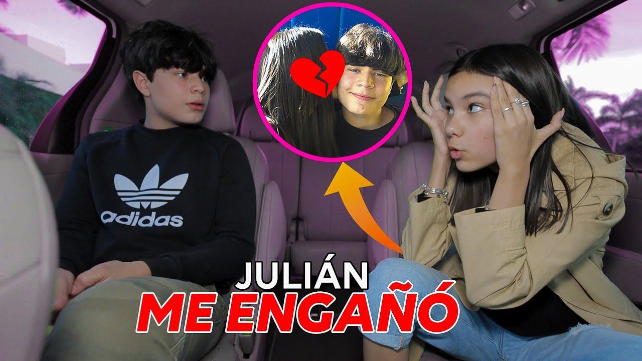 Download E5 DESCUBRO QUE JULIÁN ME ENGAÑO CON UNA CHICA DESCONOCIDA   TV Ana Emilia