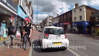 Tonbridge City centre in Kent England  See traveller reviews tourist attractions