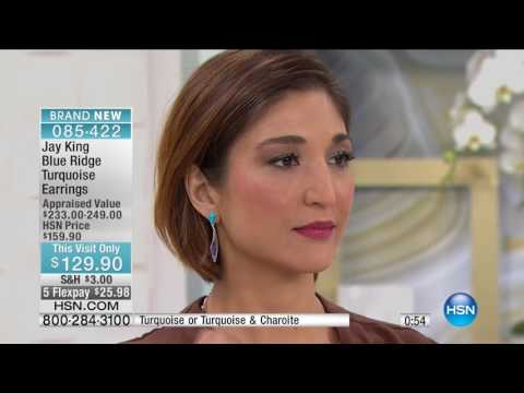 HSN | Mine Finds By Jay King Jewelry 08.27.2016 - 02 PM