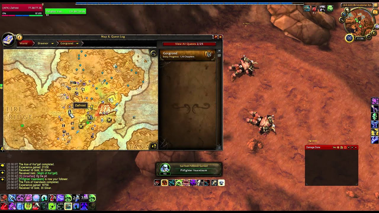 how to find quests in wow