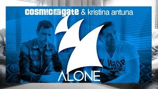Cosmic Gate & Kristina Antuna - Alone (Maor Levi Radio Edit)