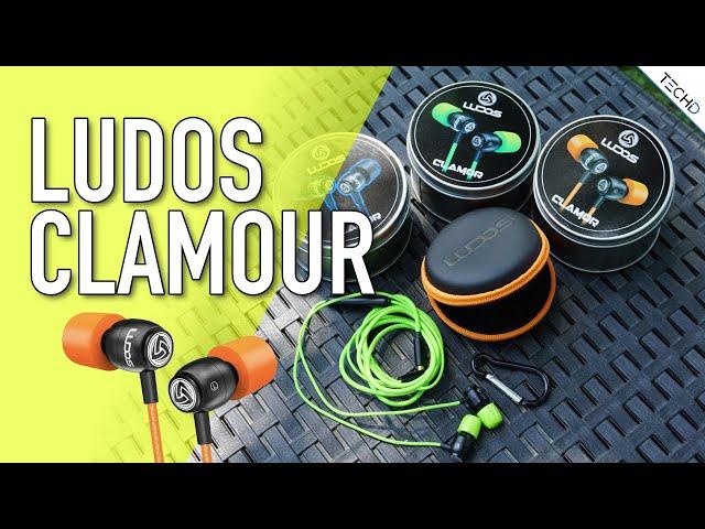 Ludos Clamour (Auricolari In ear) - RECENSIONE