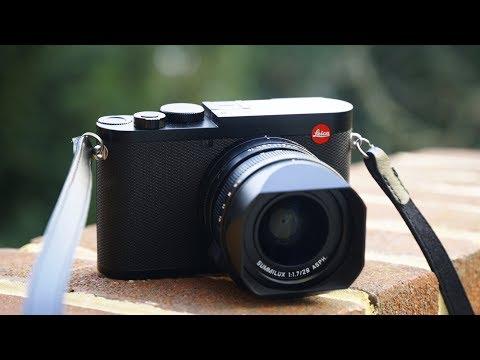 Leica Q2 First Look - 47MP Full Frame!