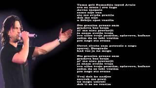 Aca Lukas - Spavaj Beograde - (Audio 2003)