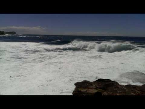 Big Waves at Bronte