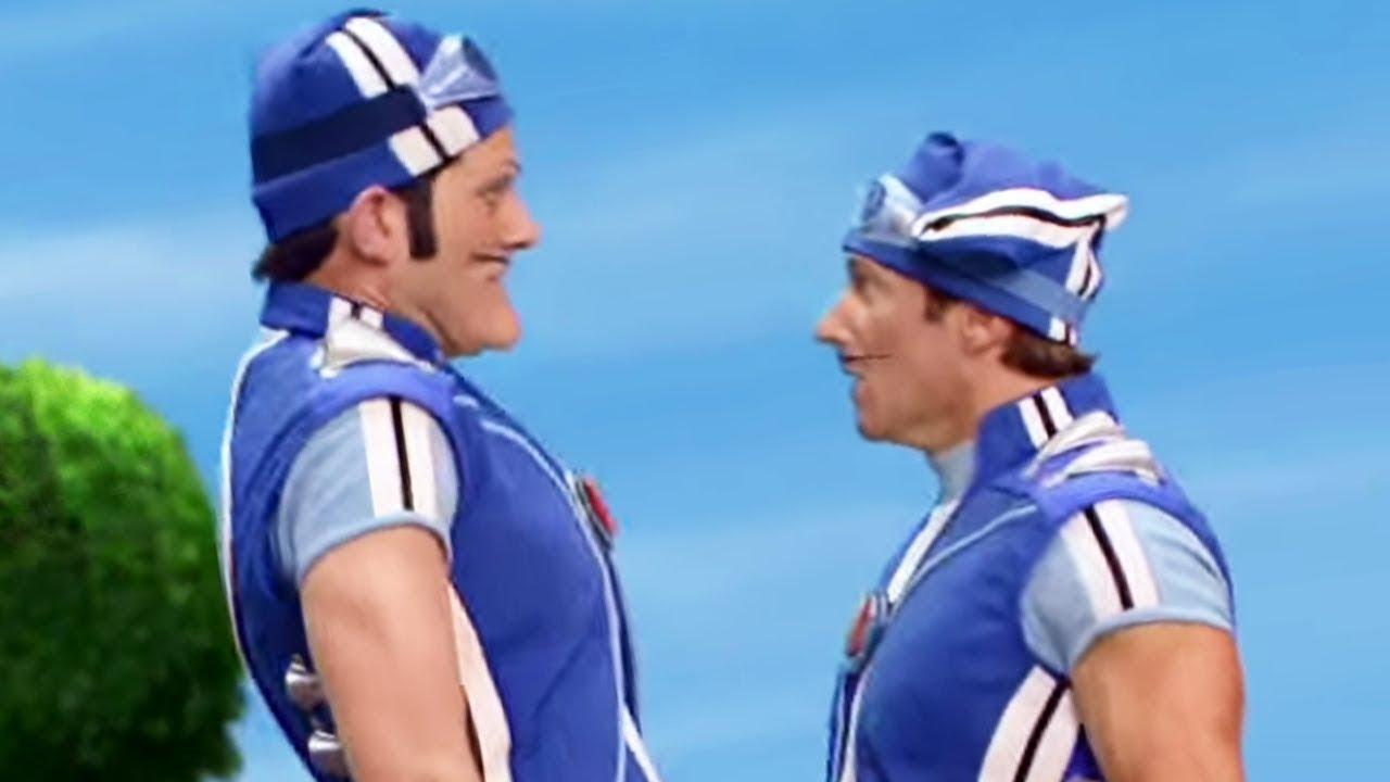 ليزي تاون | يوم رياضي بطل خارق جديد سبورتيكوس | فيلم كامل عيد فرشاة سعيد | حلقات كاملة مسلسلات أطفال