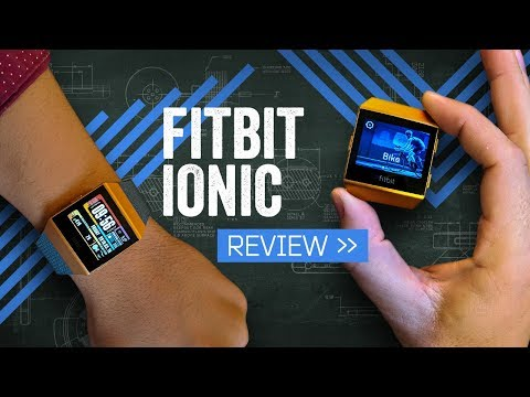 Fitbit Ionic Review: Still Working It Out