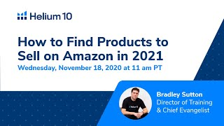 The New Amazon FBA World Order: How To Find Products To Sell on Amazon in 2021