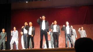 Bronx Sciene :Grease - Greased Lightning
