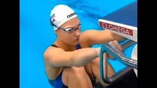 Gambar cover Заплыв Анастасии Авдеевой на Чемпионате России по плаванию-2018