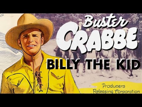 Billy The Kid (1942) PANHANDLE TRAIL