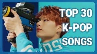 K-VILLE STAFF CHART - TOP 30 K-POP SONGS OF NOVEMBER 2017 (WEEK 2) 2017 Video