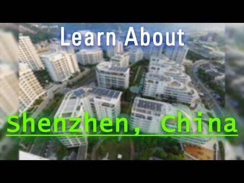 Where is Shenzhen? Essential Shenzhen city information.