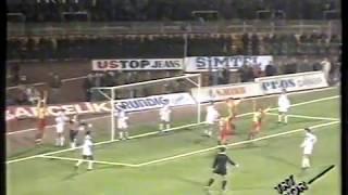 1992-93 Sezonu Beşiktaş 1 Galatasaray 3 (48 Maçlık Yenilmezliğin Bitişi)