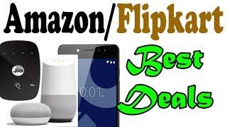 Best deal in amazon and flipkart sale 2018 || amazon prime day best deals | flipkart best deals 2018