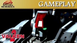 Assault Suits Valken 2 [PS1] by TamTam [HD] [1080p]