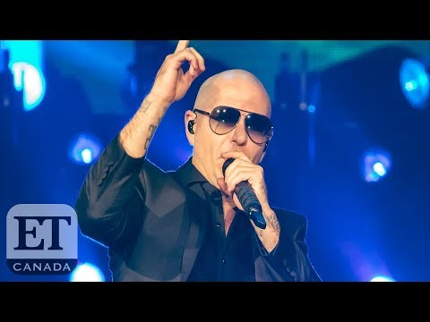 Pitbull Flies cancer patients Out Of Puerto Rico | TRENDING