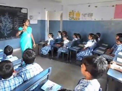 ** CCE Pattern English Class **  Vijayawada's Ravindra Bharathi Public School, ELURU Branch.