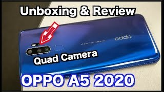 Oppo A5 2020 First Look,  Great For Gaming