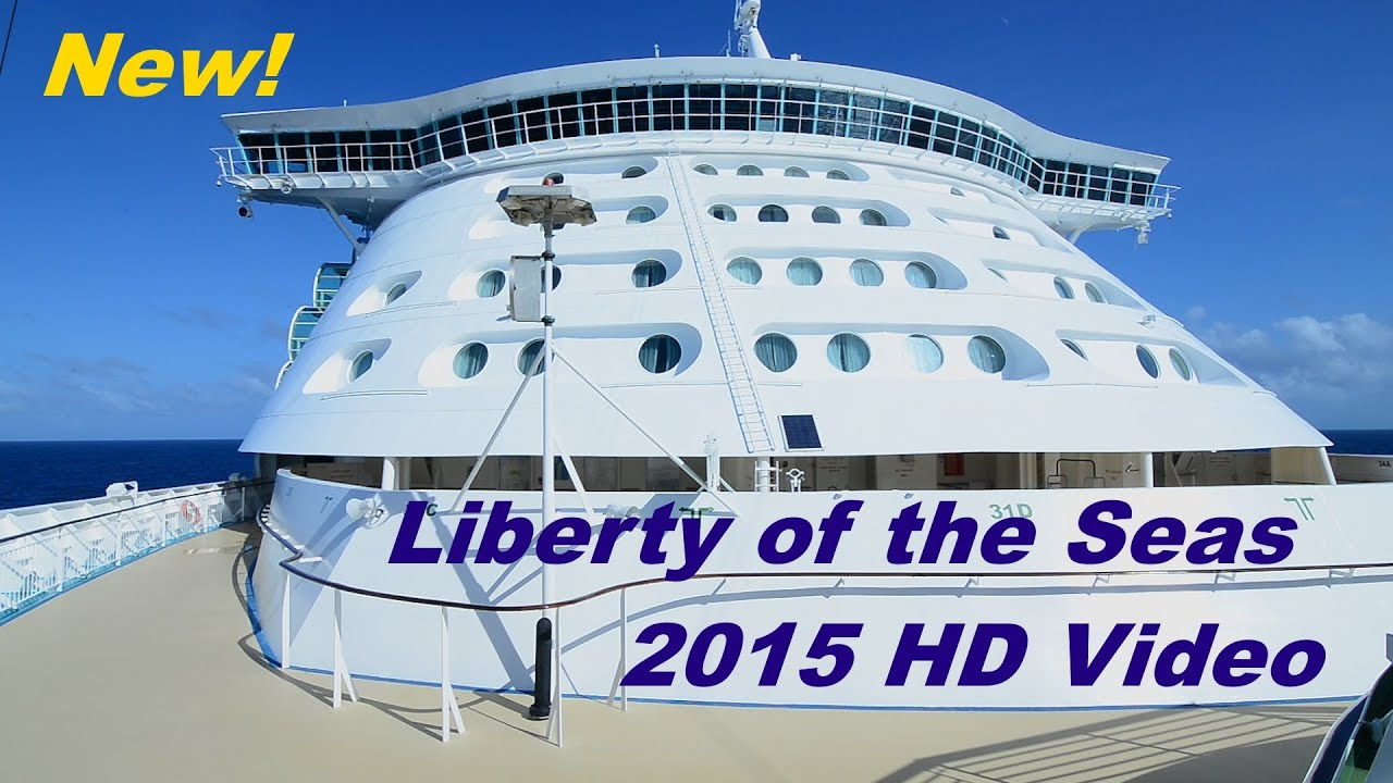 Liberty Of The Seas Port Galveston St Voyage HD Video - Liberty of seas