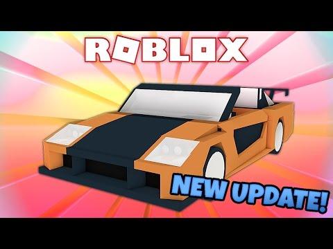 NEW ROBLOX JAILBREAK UPDATE! | NEW CONVERTIBLES!!!