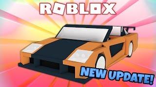 NEW ROBLOX JAILBREAK UPDATE!   NEW CONVERTIBLES!!!