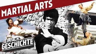Kampfkunst: Von den Shaolin zu Martial Arts Filmen l DIE GESCHICHTE CHINAS