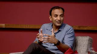 Stanford HAI Fall 2019 Fall Conference - Conversation with Reid Hoffman and DJ Patil