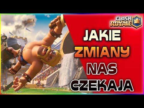 PRZYSZŁOŚĆ Clash Royale Polska #67 Jakie zmiany nas czekają?!