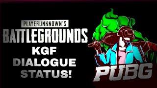Download Kgf Pubg Whatsapp Status Mass Dialogues Free Fire