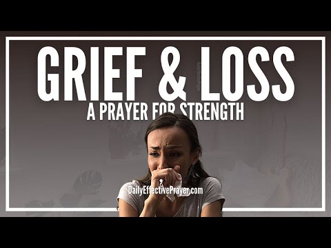 Prayers for grieving spouses
