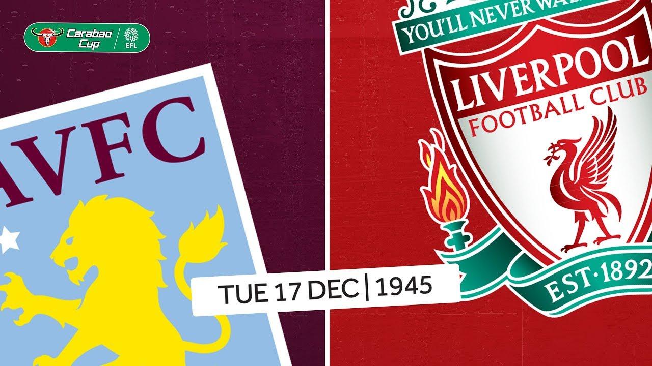 Aston Villa 5 0 Liverpool Extended Highlights Youtube