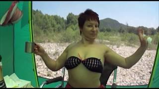 Отдых, рыбалка на реках Приморского края. р. Милоградовка 28.06 - 02.07.2012 г.