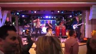 Tongue & Groove Band - Get Down Tonight - Atrium Lounge at Foxwoods - January 17, 2015