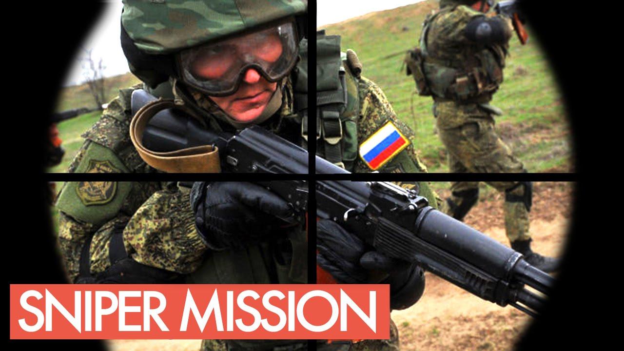 Airsoft Sniper Rampage