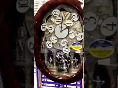 Ajanta Premium Clock Black, MM   007