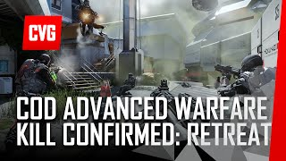 CoD Advanced Warfare multiplayer - Kill confirmed on Retreat