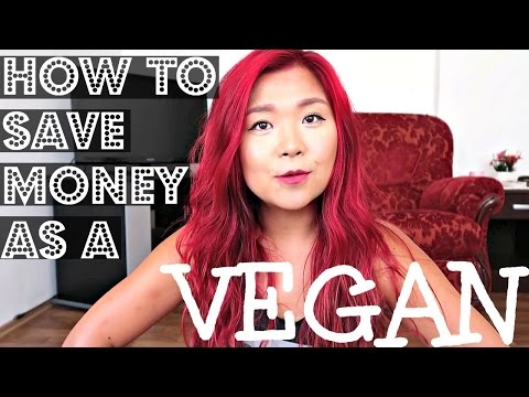 TOP 10 TIPS: HOW TO SAVE MONEY ON A VEGAN DIET ♥ Cheap Lazy Vegan