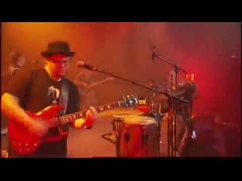 Sebastian Sturm live Africa festival 2012