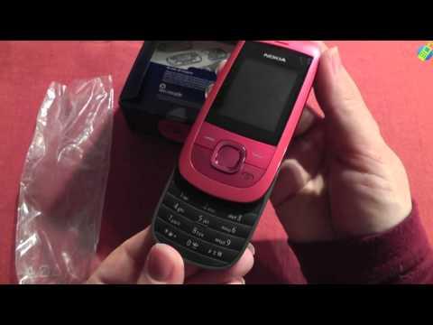 unboxing pl NOKIA 2220 Hot Pink Slide rozpakowanie po polsku