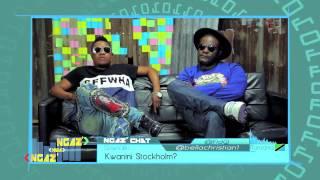Ngaz' Chat : Fid Q & Christian Bella - Roho || Ngaz' Kwa Ngaz'