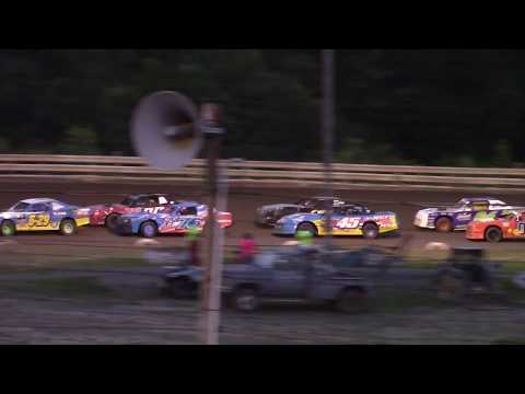 Hummingbird Speedway (6-8-19): Sunny 106.5 FM Pure Stock Feature