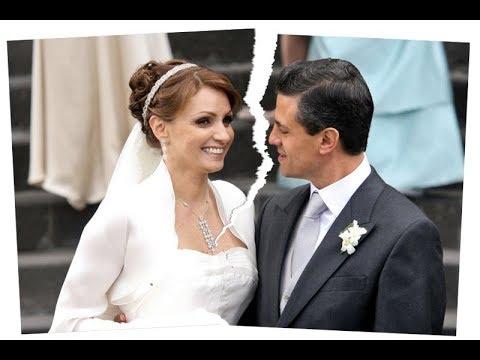 5 momentos incómodos que anunciaban el divorcio de Enrique Peña Nieto y Angélica Rivera