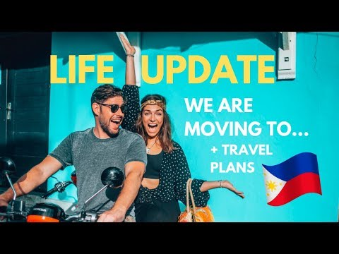 UPDATES VLOG!!! We are moving too... THE PHILIPPINES Travel Announcement! VLOGMAS