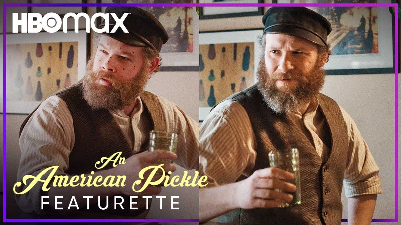 An American Pickle | Featurette | HBO Max