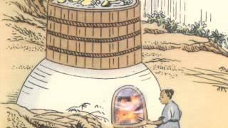видео Как делают бумагу - изготовление бумаги в Китае, история