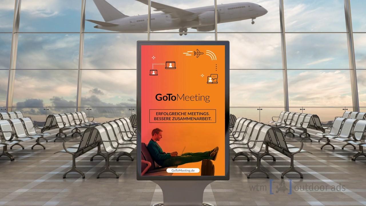 Billboard Advertising Amsterdam Digital Billboard Clp